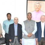 यूनाईटेड नेशस डेवलपमेंट प्रोग्राम के सदस्यों ने सीएम से की भेटवार्ता