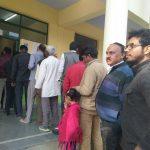 निकाय चुनावः प्रत्याशियों के भाग्य का फैसला मतपेटियों में बंद