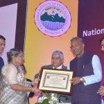 एनाटाॅमिकल सोसायटी आॅफ इंडिया ने उत्कृष्ठ कार्य करने वालों को किया सम्मानित