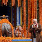 पीएम नरेंद्र मोदी दीपावली के दिन केदारनाथ धाम के करेंगे दर्शन