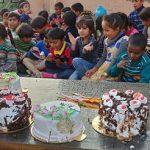 अपने सपने संस्था ने मनाया असहाय एवम जरूरतमन्द बच्चो का जन्मदिन