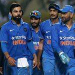 भारतीय टीम के पांच के पंच से जीत रही है टीम, जानिए खबर