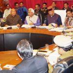 विकास कार्यो पर विधायकों एवं सांसदो से भी राय लें अधिकारी : सीएम त्रिवेंद्र