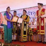 मुक्त विश्वविद्यालय दीक्षान्त समारोह: राज्यपाल ने 2256 छात्रों को उपाधियां प्रदान की