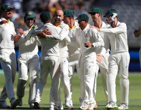 India-Australia-test