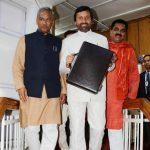 त्रिवेंद्र सरकार :  2452.41 करोड़ का अनुपूरक बजट सदन में पेश