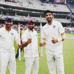 भारत ऑस्ट्रेलिया में 40 साल बाद टेस्ट सीरीज में 2-1 से आगे