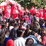 जरूरतमन्द बच्चों के संग पर्ल चैरिटेबल सोसाइटी ने मनाया क्रिसमस