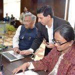 मुख्यमंत्री ने ''उत्तराखण्ड विजन 2030'' का वेबसाइट किया लाॅँच