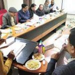 मंत्री मदन कौशिक बोर्ड बैठक में लिए महत्वपूर्ण निर्णय