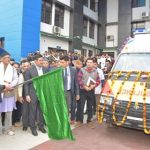 मुख्यमंत्री ने 108 सेवा की 26 एम्बुलेंस का किया लोकार्पण