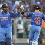 आईसीसी वनडे रैंकिंग: भारत दूसरे स्थान पर