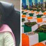 डीएम लेंगी पुलवामा हमले में शहीद हुए जवानों के परिवार को गोद