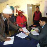 दूरस्थ क्षेत्रों से आए फरियादियों ने बताई समस्याएं