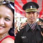 शहीद मेजर की पत्नी का सेना में हुआ चयन,जानिए खबर
