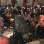 मुंबई में फुट ओवर ब्रिज गिरने से ,2 की मौत, 20 से ज्यादा लोग घायल