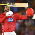IPL 2019: क्रिस गेल बने सबसे तेजी से 4000 रन पूरे करने वाले बल्लेबाज
