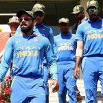 भारतीय क्रिकेट टीम ने पहनी आर्मी कैप, जानिए खबर