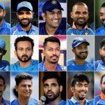 वर्ल्ड कप : 15 सदस्यीय भारतीय टीम का ऐलान