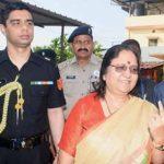 राज्यपाल बेबी रानी और सीएम त्रिवेंद्र समेत कई वीआइपी ने डाले वोट