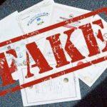 फर्जी दस्तावेज : तीन और शिक्षकों के खिलाफ मुकदमा