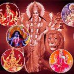चैत्र नवरात्रः पहले दिन मां शैलपुत्री की पूजा अर्चना