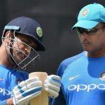 भारत के विश्व कप में महेंद्र सिंह धोनी की भूमिका बहुत बड़ी : रवि शास्त्री