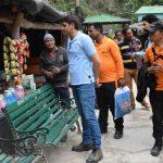 पाॅलीथीन का उपयोग न करें व्यापारीः डीएम मंगेश