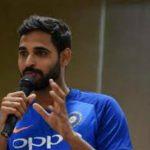 विश्व कप में हर टीम भारतीय बोलिंग से सावधान रहेगी: भुवनेश्वर कुमार