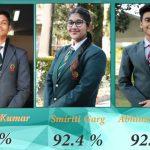 कार्तिकेय कुमार और आकाश कुंडू ने सेलाकुई इंटरनेशनल स्कूल में किया टॉप