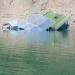 मरीना टिहरी झील में करोड़ों की प्लोटिंग डूबी