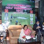 गवर्नर्स कप गोल्फ प्रतियोगिता 24 मई से  होगी प्रारम्भ