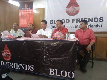 blood friend