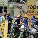 रैपिडो बाइक यात्रियों को ट्रैफिक जाम से दिलाएगी निजात , जानिये खबर