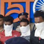 रावण गैंग के तीन शार्प शूटर देहरादून से गिरफ्तार