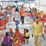 मुजफ्फरपुर में मौतों का आंकड़ा बढ़ा ,107 बच्चों की मोत