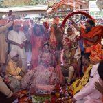 गुप्ता बंधु के बेटे के शादी में पहुँचे सीएम त्रिवेंद्र, अजय भट्ट, रामदेव