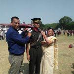 धर्मनगरी का बेटा अमन पांडे बना सैन्य अधिकारी