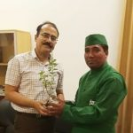 'मेरा पेड़-मेरा दोस्त' योजना हो लागू :  वृक्षमित्र डॉ. त्रिलोक चंद्र सोनी