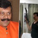 विधायक कुंवर प्रणव सिंह चैंपियन की गिरफ्तारी की मांग