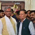 एकजुट प्रयासों से मिली बीसीसीआई से मान्यता: मुख्यमंत्री