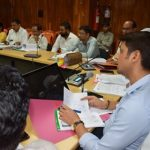 युवा किसानों को रोजगारपरक प्रशिक्षण जल्द :  डीएम मंगेश