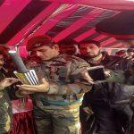 भारतीय सेना में ड्यूटी के लिए तैयार महेंद्र सिंह धोनी