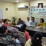 नाबार्ड द्वारा हिमालयन मेगा फूड पार्क में इन्वेस्टर्स मीट का आयोजन