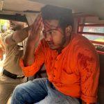 छात्रसंघ चुनाव : एबीवीपी और बागी निर्दलीय  के कार्यकर्ताओं में खूनी संघर्ष