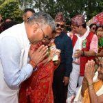 मुख्यमंत्री ने की गोर्खाली महिला हरितालिका तीज उत्सव मेला को राजकीय मेले के रूप में मनाने की घोषणा