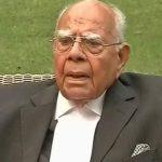 वरिष्ठ वकील राम जेठमलानी का निधन, पीएम मोदी ने जताया दुख