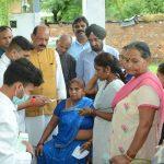 डेंगू जांच एवं रोकथाम को निशुल्क मेडिकल कैम्प आयोजित