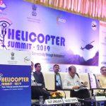 देश के पहले हेलीकाप्टर सम्मेलन का उत्तराखंड में हुआ आयोजन