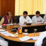 सीएम त्रिवेंद्र ने की पशुपालन विभाग की समीक्षा